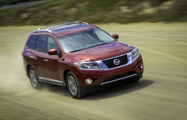 Nissan Pathfinder: Premiere für die neue Generation.