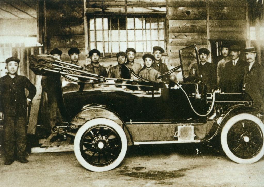 Nissan: Vor 100 Jahren lief das erste Auto im Namen des Hasen