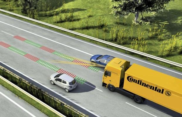 Notbrems- und Spurhalteassistenten werden Pflicht für Lkw