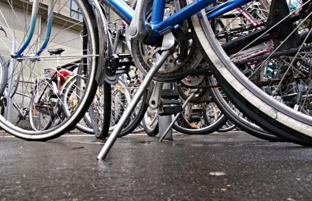 Nur ein ganzes Fahrrad ist versichert