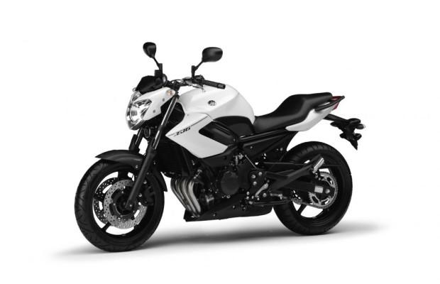 Optische Retuschen für Yamaha XJ6