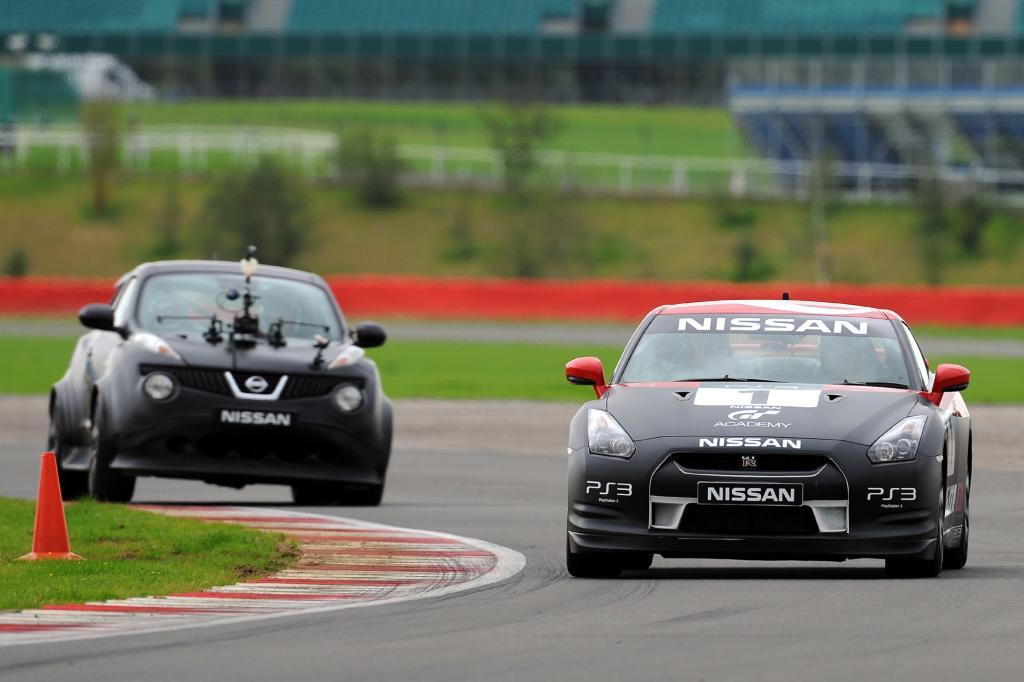 Panorama: Nissan GT Academy - Wo Rennfahrer ausgebrütet werden