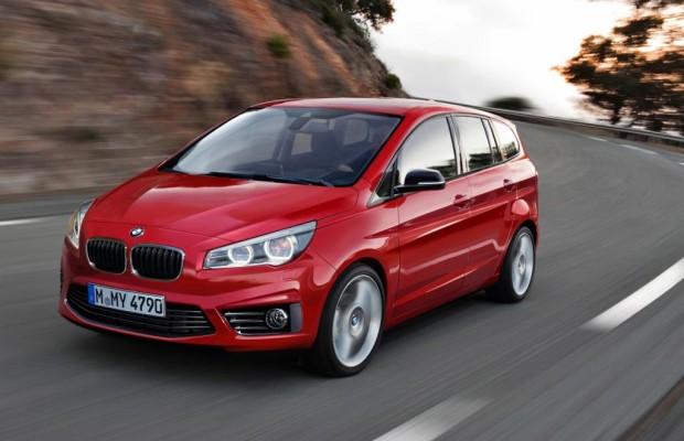 Paris 2012: BMW-Pläne - Bayerische Konkurrenz für VW Touran
