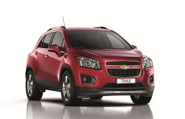 Paris 2012: Chevrolet Trax - US-Aufguss des Mokka