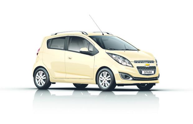 Paris 2012: Chevrolet mit Trax und einigen Neuerungen