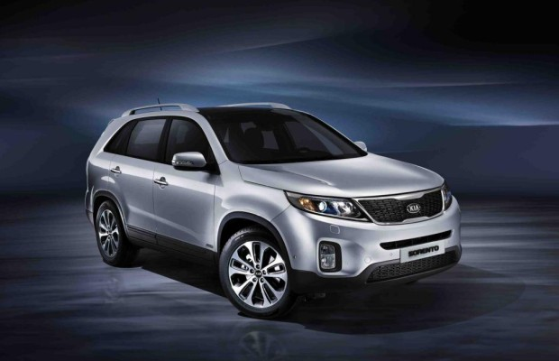 Paris 2012: Kia Sorento - Schnelles Lifting für das Korea-SUV