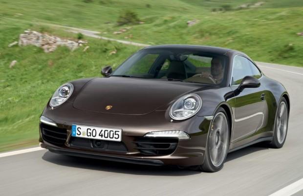 Paris 2012: Porsche 911 Carrera 4 - Auf allen Vieren