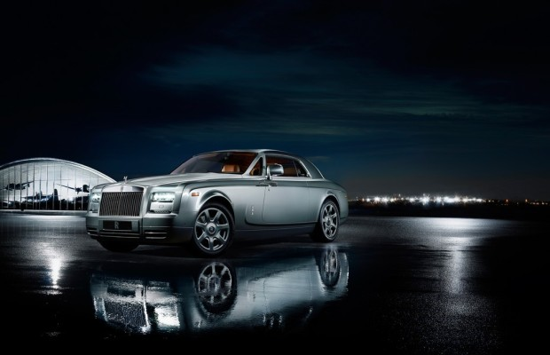 Pebble Beach: Rolls-Royce präsentiert Phantom Coupé Aviator Collection