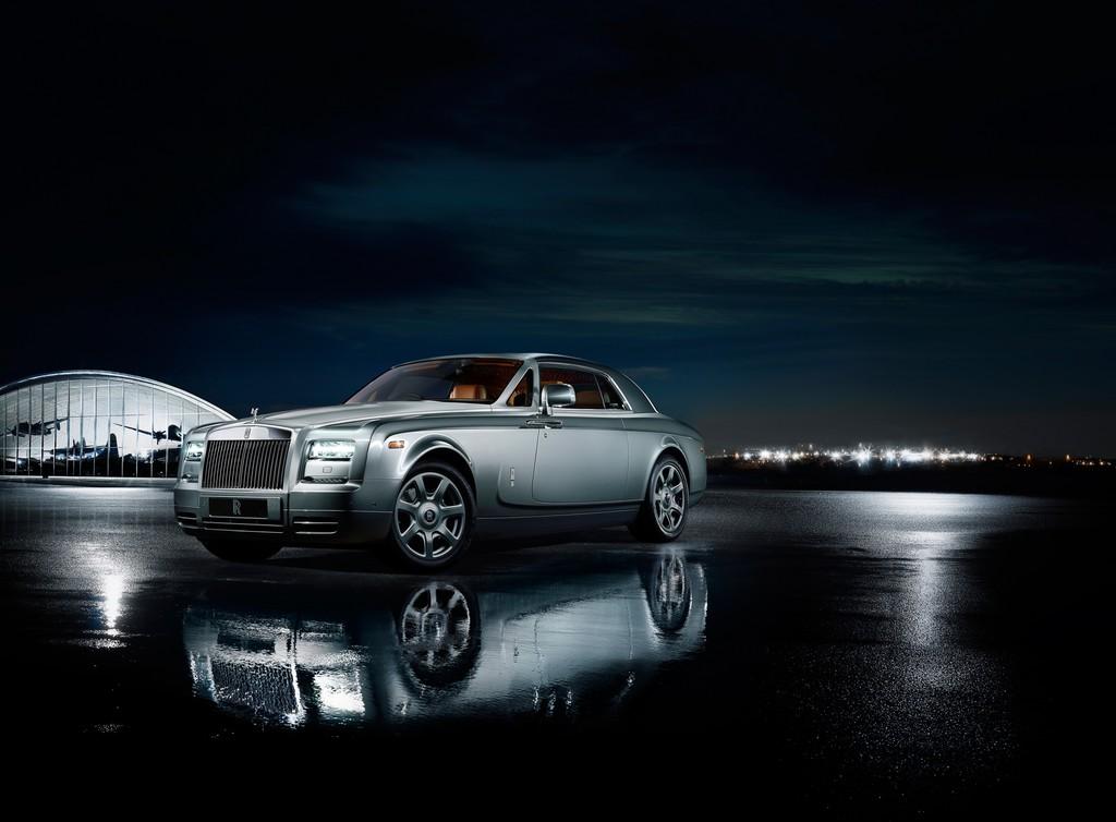 Pebble Beach: Rolls-Royce präsentiert Phantom Coupé Aviator Collection