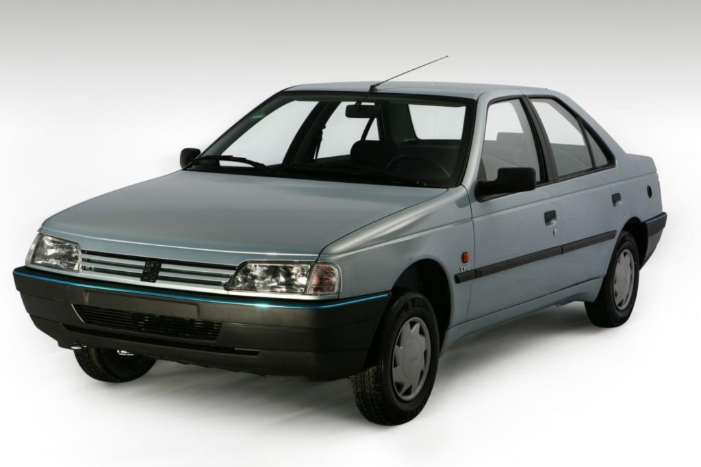 Peugeot 405 Iran Khodro