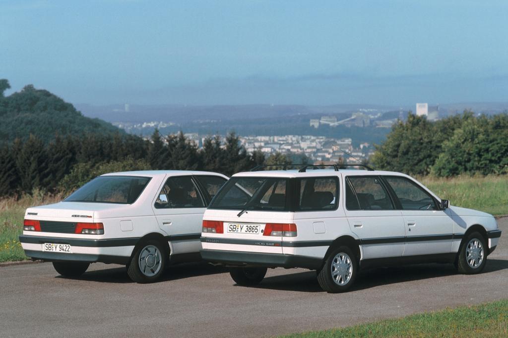 Peugeot 405 Limousine