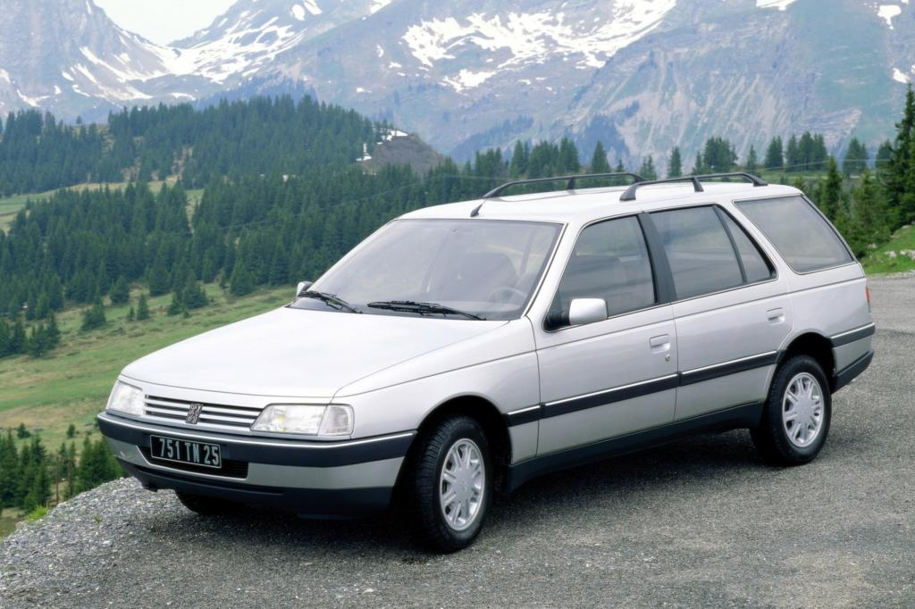 Peugeot 405 ab 1988