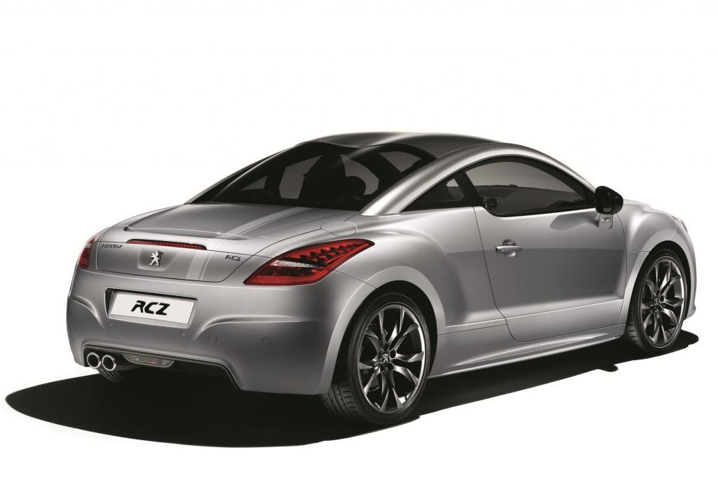 Peugeot RCZ Onyx - Limitierte Edition