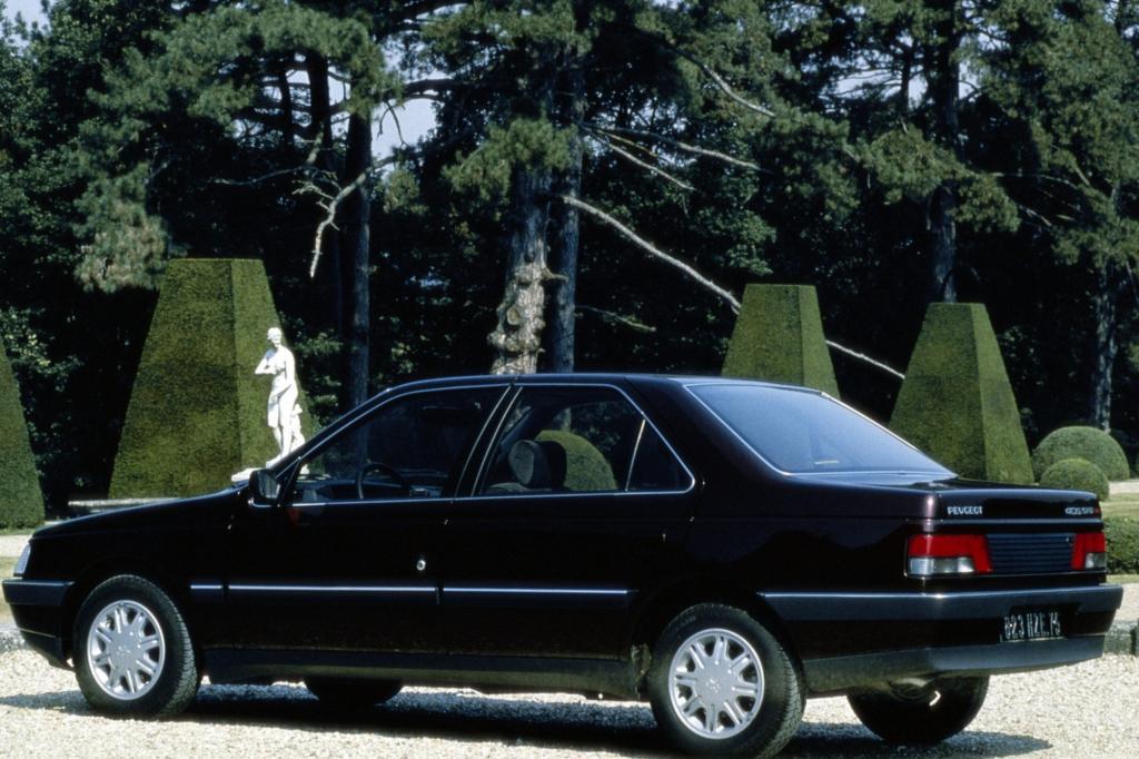 Peugeot ab 1990