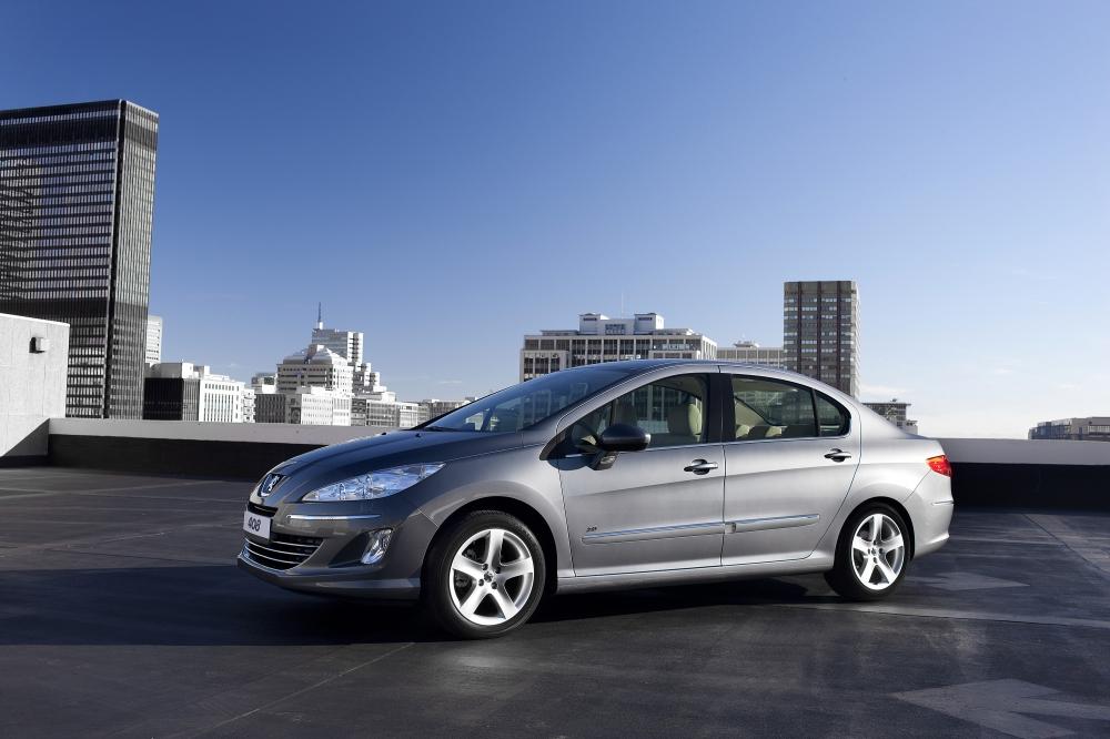 Peugeot hat den 408 im Programm