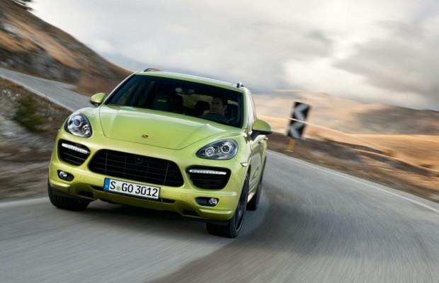 Porsche in Russland - Schneller shoppen, mehr Pfeffer