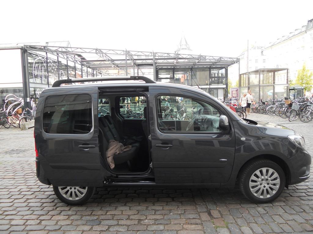 Pressepräsentation Mercedes-Benz Citan: Die Familie ist komplett