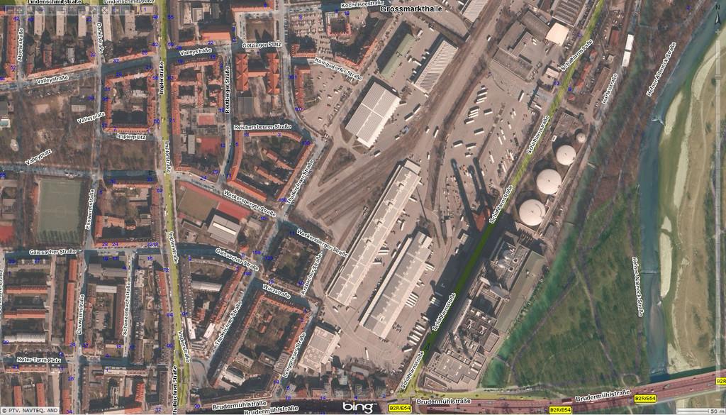 Profi-Navigation: Mit Satellitenbildern zu besserem Überblick