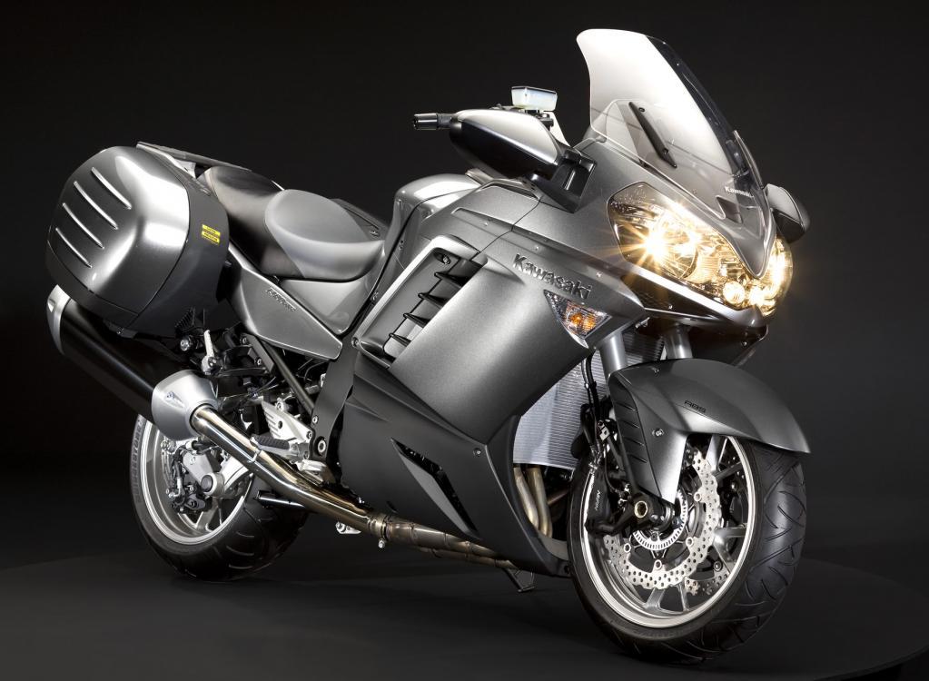 Rückrufe für Kawasaki-Motorräder