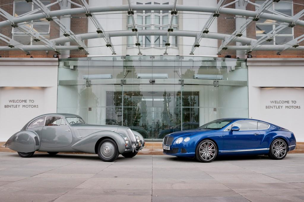 Rarität: Bentley 4¼-Litre