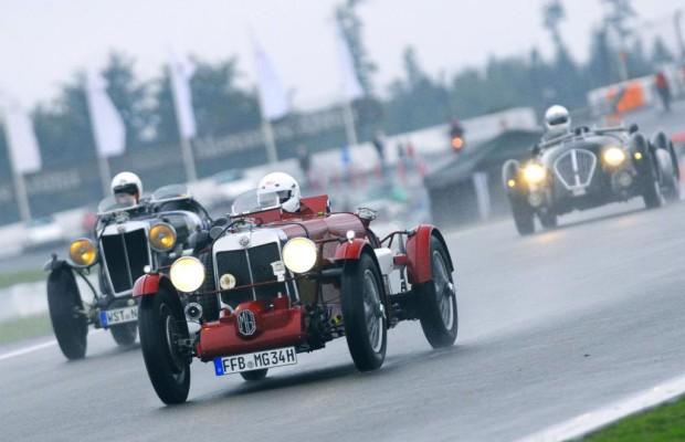 Rennboliden aus allen Epochen: der AvD-Oldtimer-Grand-Prix