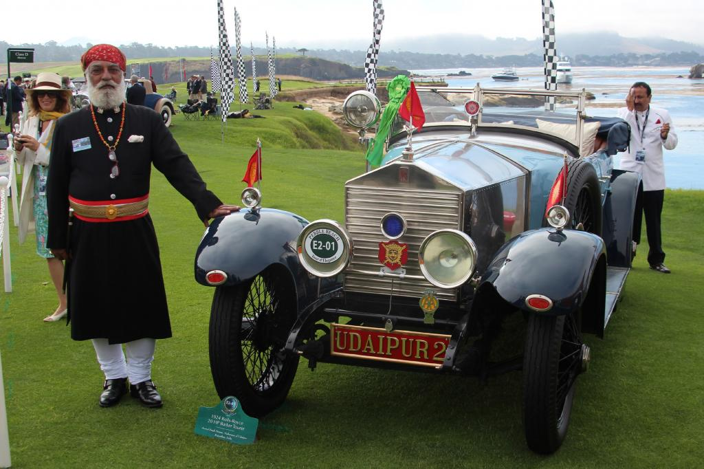 Rolls-Royce 20 HP Barker Tourer von 1924
