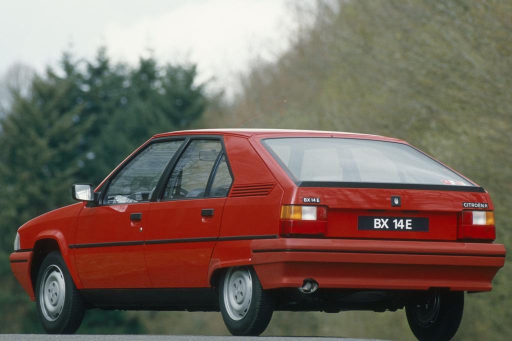 Rot war der dernier cri in jenem bunten Herbst des Jahres 1982
