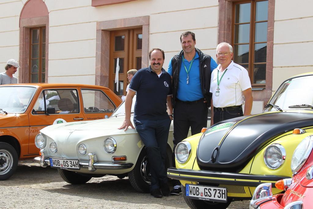 Sachsen Classic 2012: Auf den Spuren der Pioniere