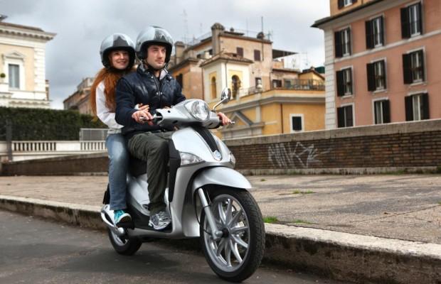 Schwache Absätze am italienischen Kraftradmarkt