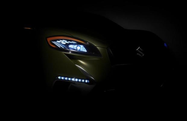 Suzuki Concept S-Cross - Kompakter Crossover für Paris