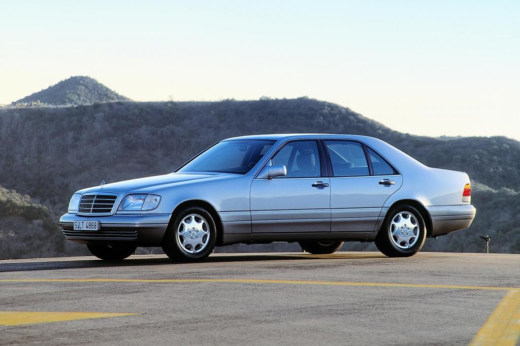 Synonym für Oberklassefahrzeuge ist schon lange die Mercedes S-Klasse