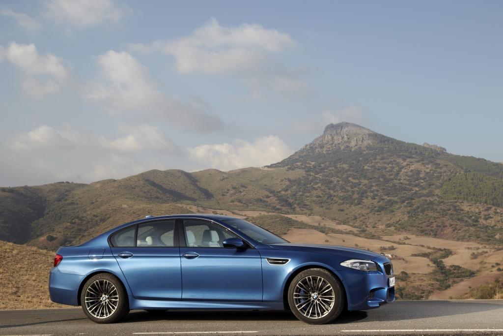 Test: BMW M 550d xDrive - Der vom M5 träumt