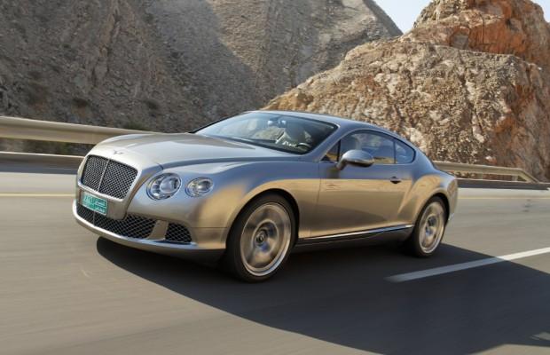 Test: Bentley Continental GT - König Kunde