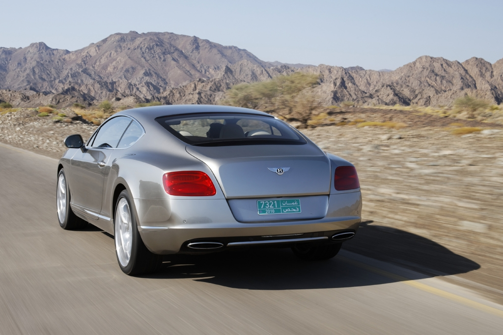 Test: Bentley Continental GT - König Kunde