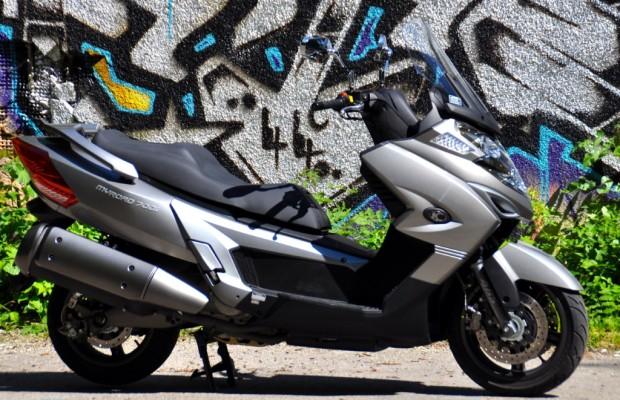 Test: Kymco Myroad 700i ABS - Schnelle schwere Fuhre
