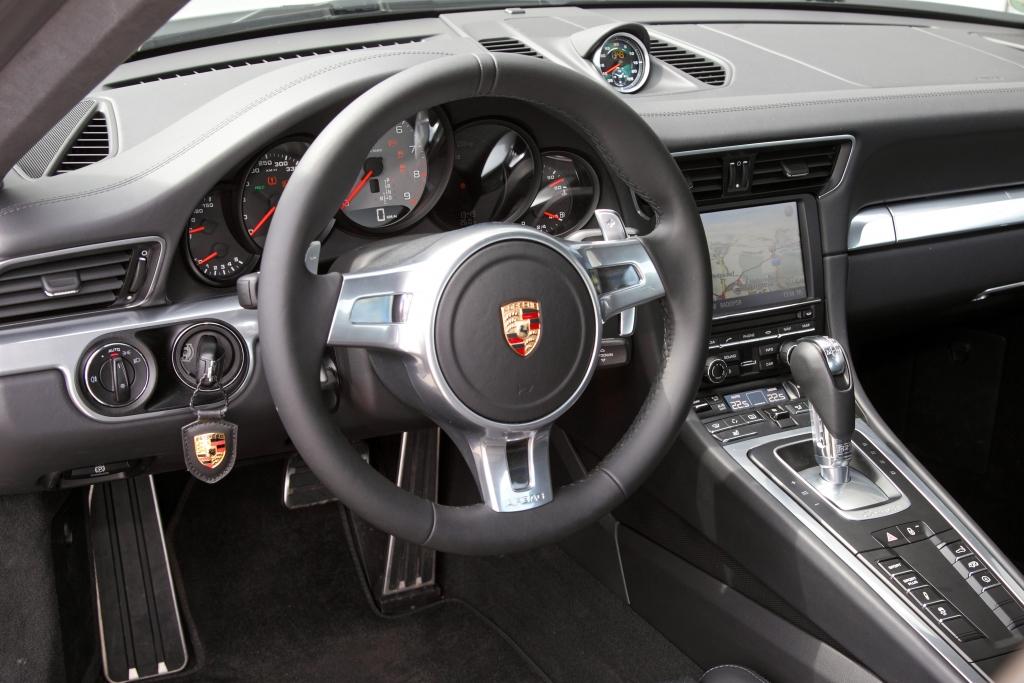 Test: Porsche 911 Carrera S - Der deutsche Sportwagen