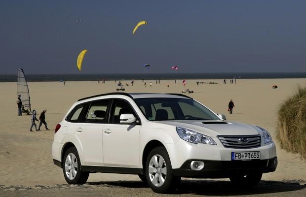 Test: Subaru Outback 3.6 R - Für Individualisten