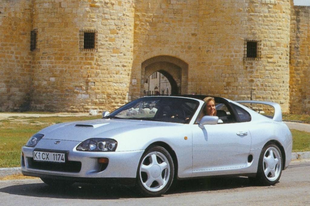 Toyota Supra ab 1992