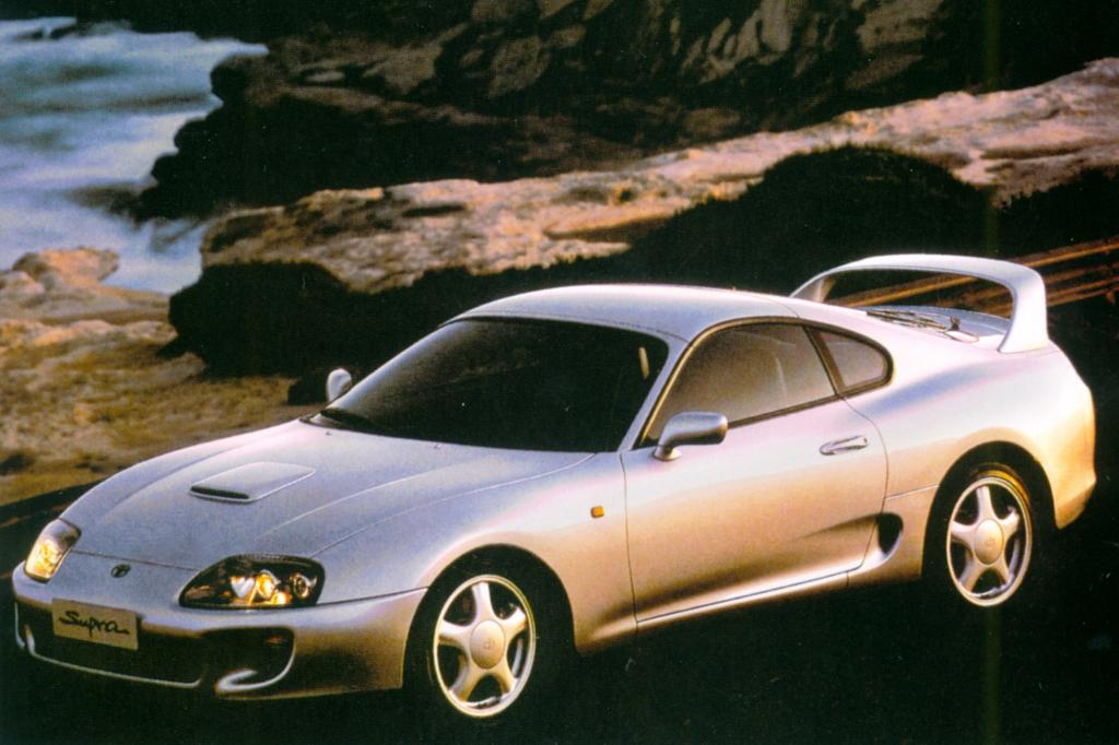 Toyota Supra ab 1999