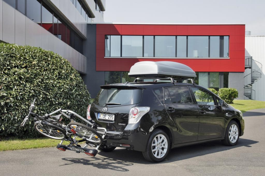 Toyota Verso Travel