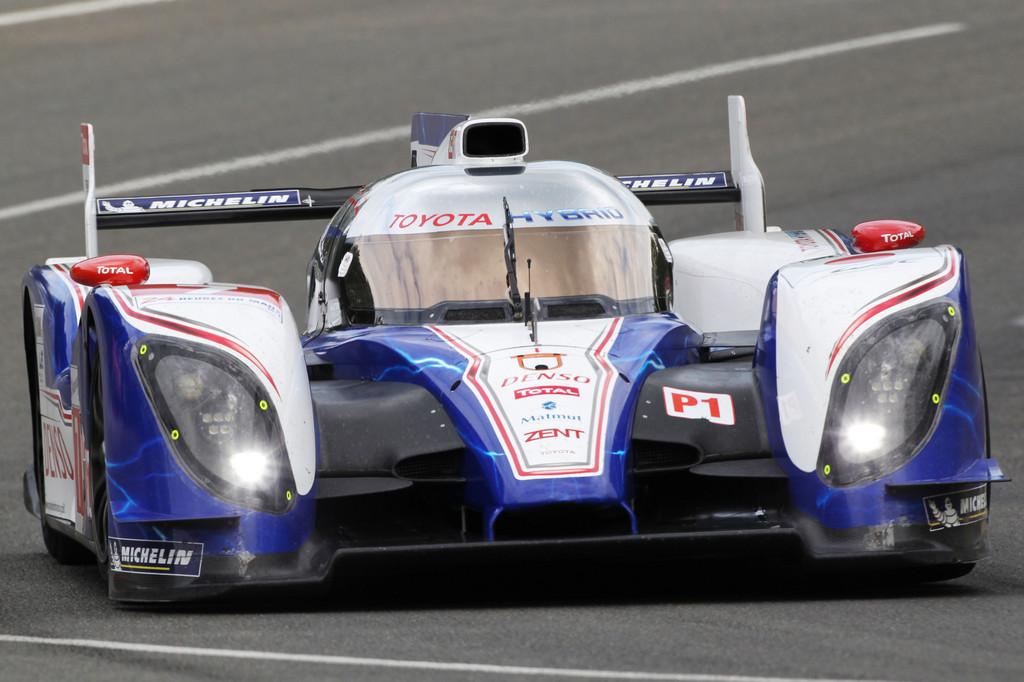 Toyota startet beim 6-Stunden-Rennen in Silverstone