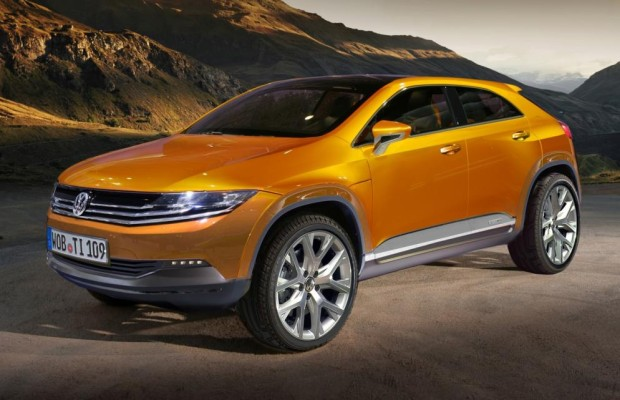 VW-Pläne - Crossover-Coupes in allen Klassen