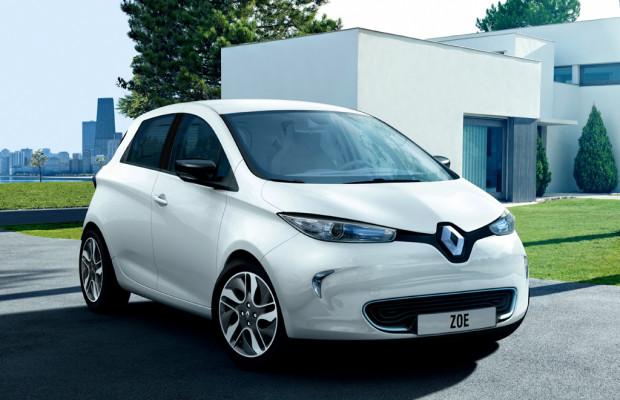Vierter im Bunde: Renault kündigt mit Zoe zum Jahresende nächsten Stromer an