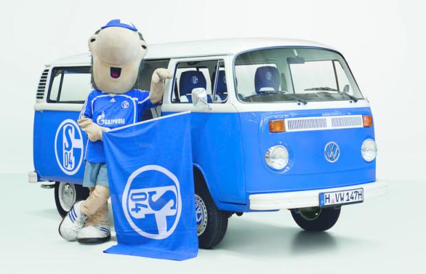 Volkswagen sucht Beifahrer für Klaus Fischer