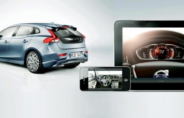 Volvo verbindet Fahrer und Auto mit Apps