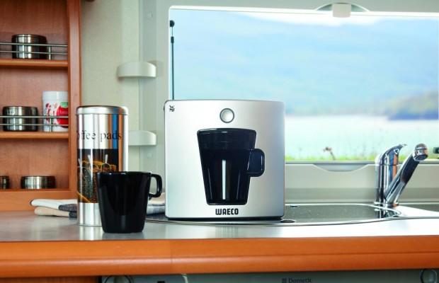 Waeco: Leckerer Kaffee auch unterwegs