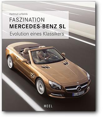 auto.de-Buchtipp: Faszination Mercedes Benz SL