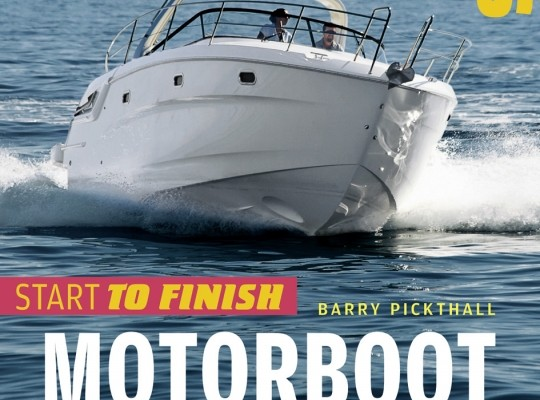 auto.de-Buchtipp: Motorboot Fahren, Jollensegeln, Yachtsegeln