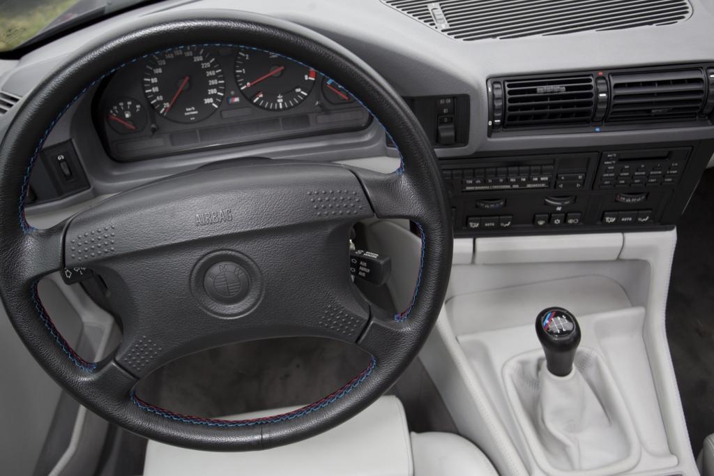 Anders als heute sieht man nicht gleich auf den ersten Blick, wozu dieser BMW fähig ist.