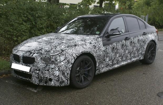 +++UPDATE+++ Erwischt: BMW M3 – Drei Turbos für den M3